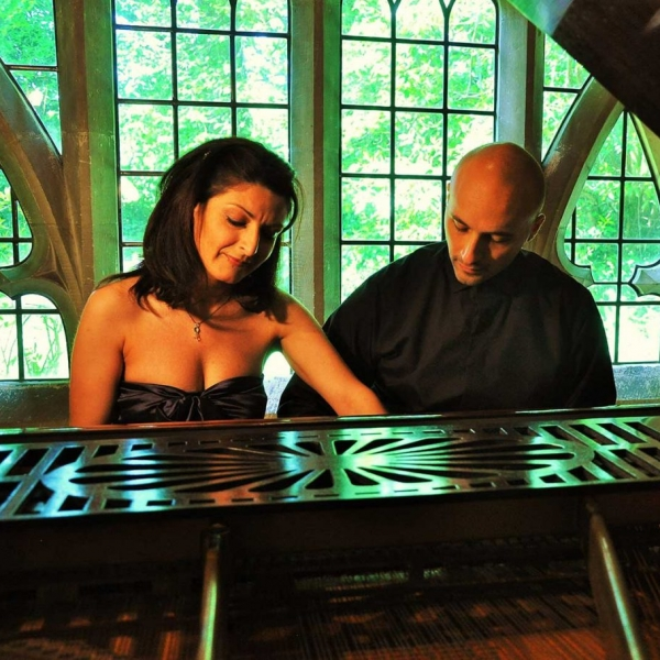 Piano Duet with Federica Nardacci
